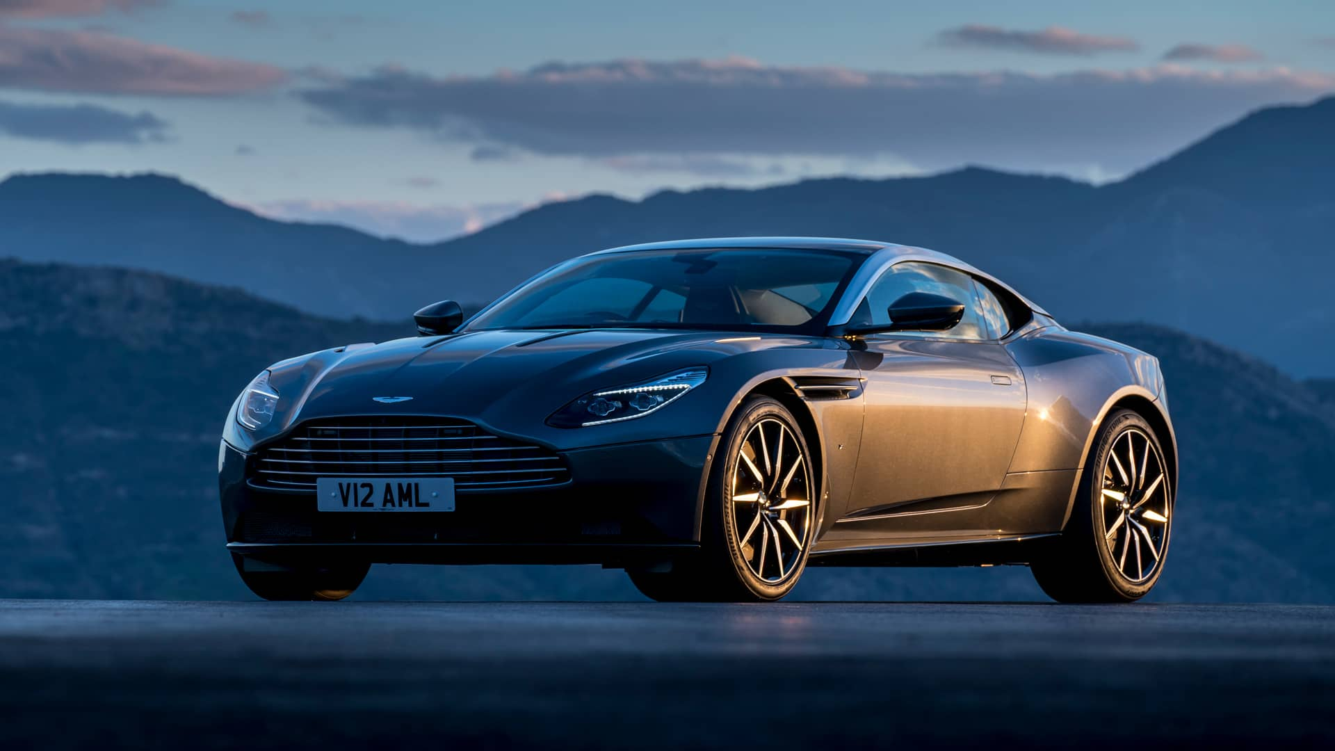 Aston Martin Db11 Adm Capital